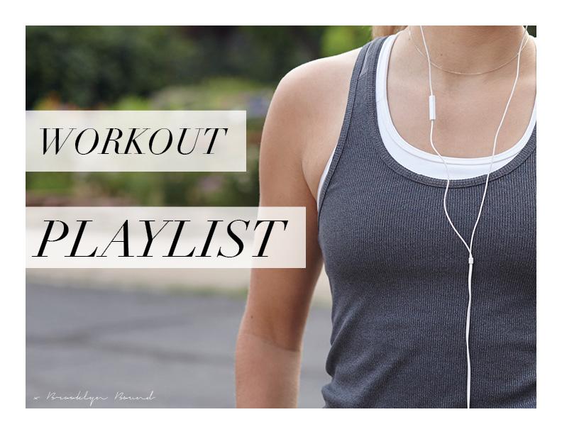 workout playlist 3