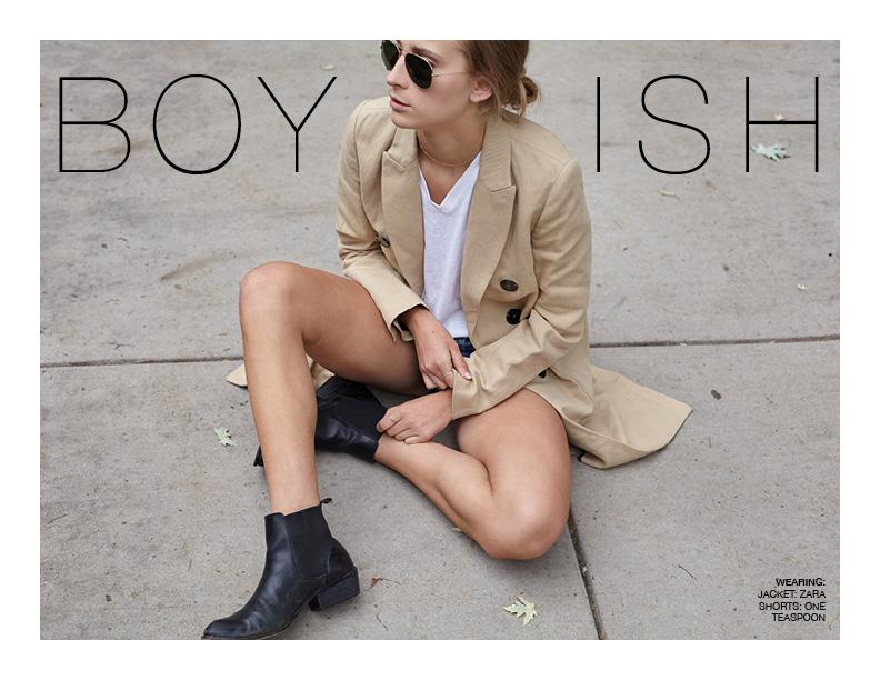 Boyish BB
